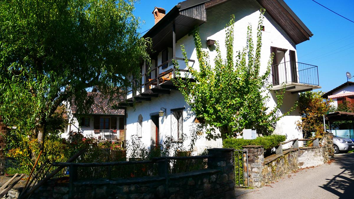 Ferienhaus Tessin
